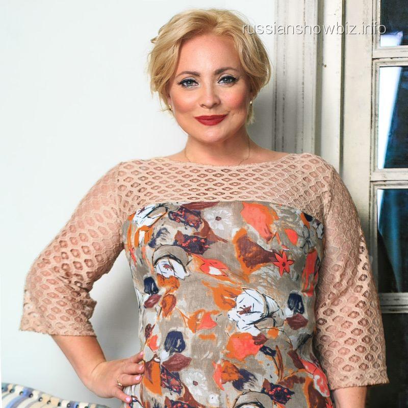 Светлана Пермякова показала plus size коллекцию отGepur