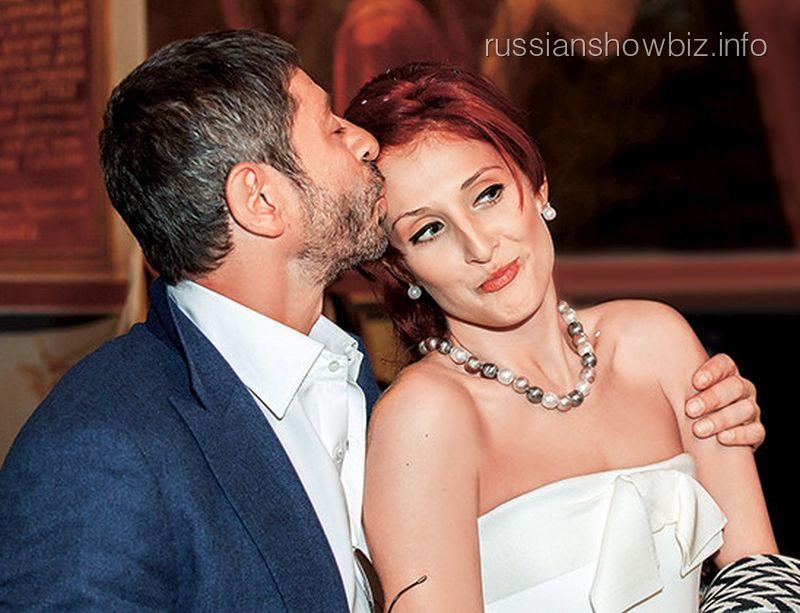 Валерий Николаев с женой