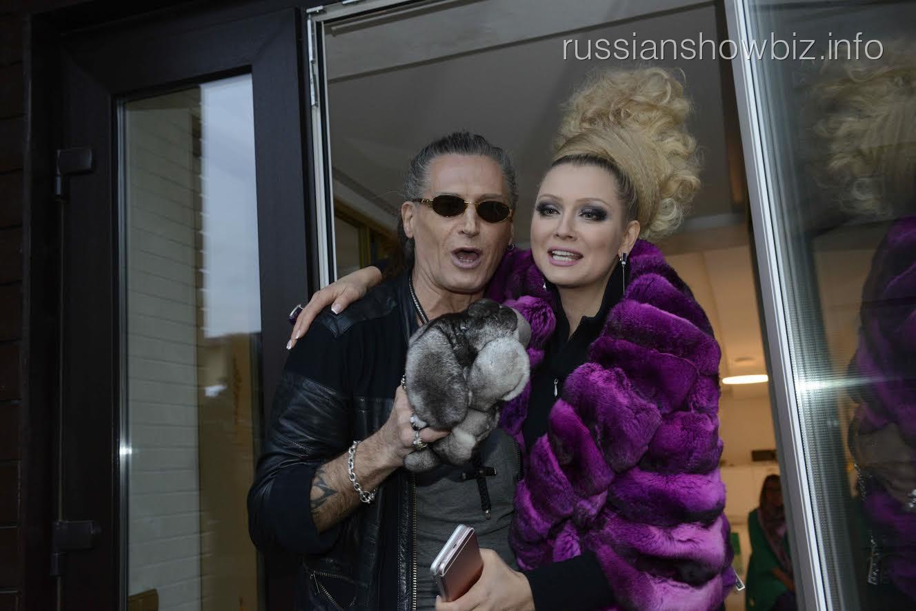 Никита Джигурда и Лена Ленина