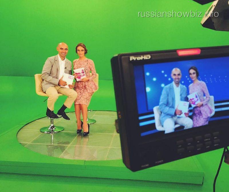 Зираддин Рзаев и Алена Водонаева