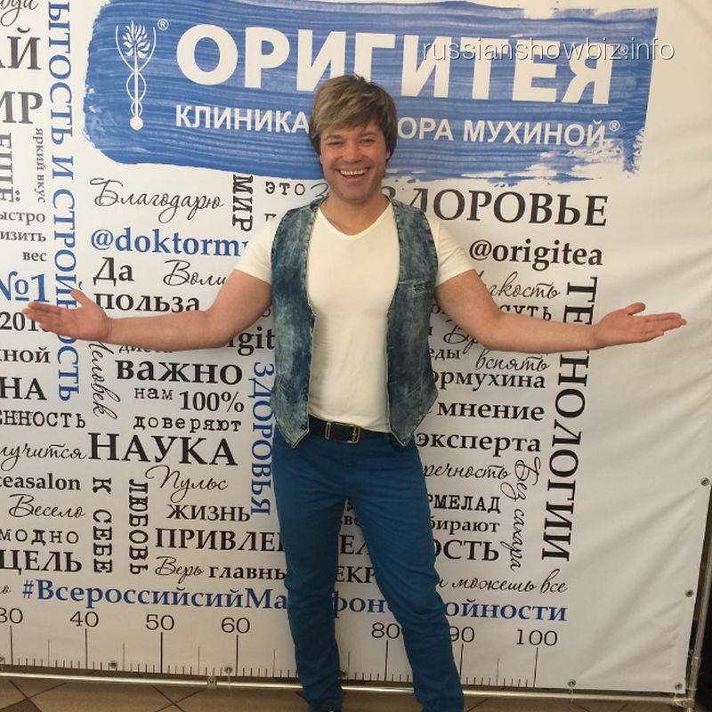 «Нанаец» Вячеслав Жеребкин стал отцом в 4-й раз