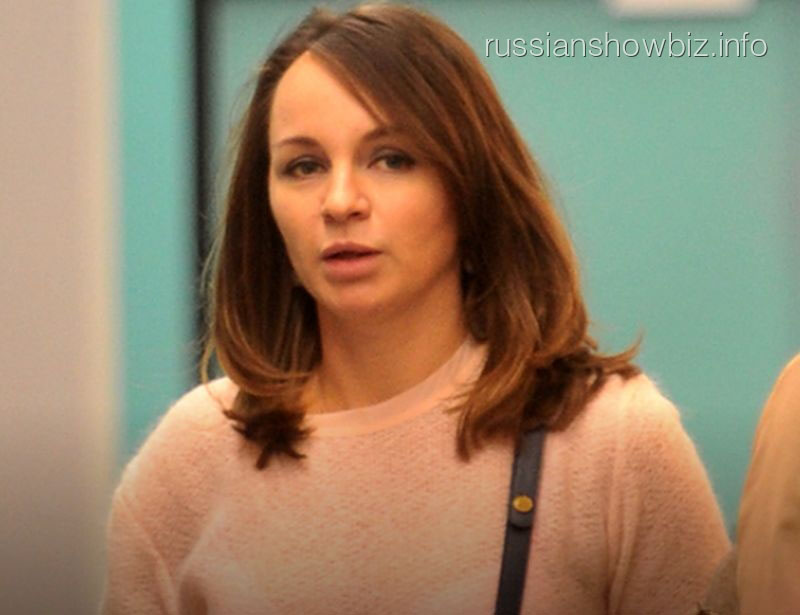Ольга Литвинова (фото - Комсомольская правда)