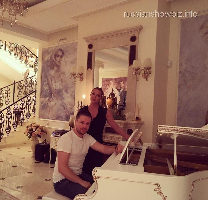 Анастасия Волочкова и Юрий Гончар