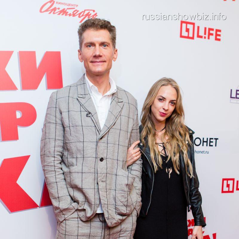 Илья Бачурин и Надежда Сысоева
