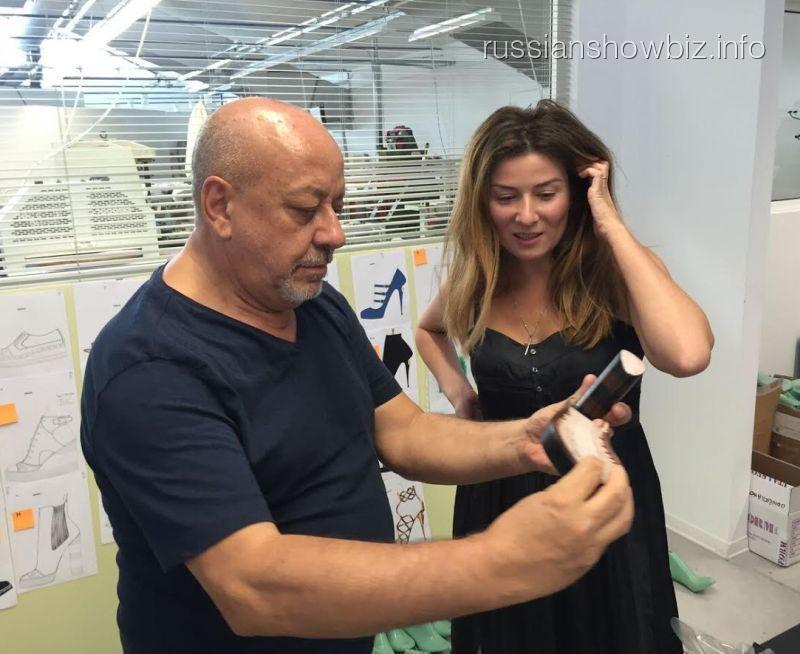 Эрнесто Эспозито и Жанна Бадоева