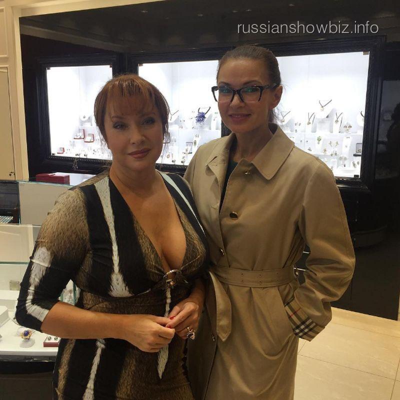 Вера Сотникова и Эвелина Бледанс