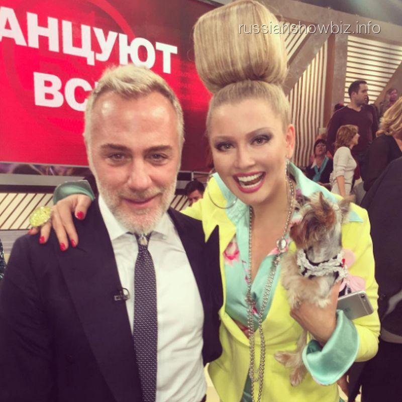 Лена Ленина и Джанлука Вакка