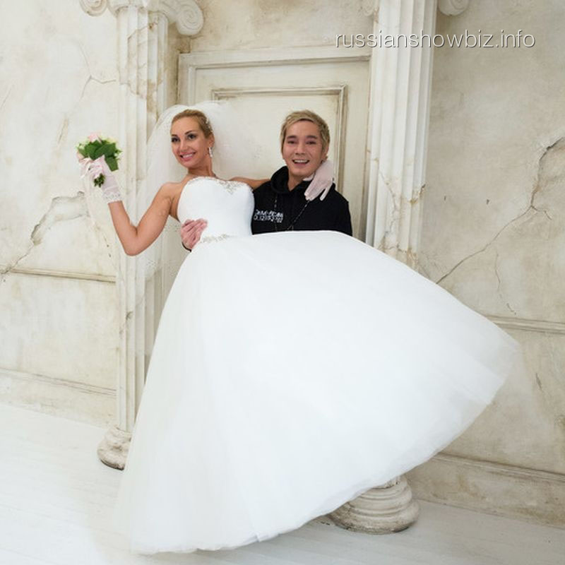 Олег Яковлев и Татьяна Карматкова