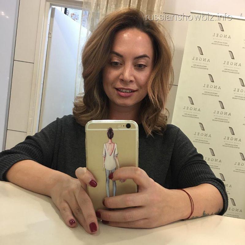 Наталья Фриске сделала татуировку впамять осестре Жанне