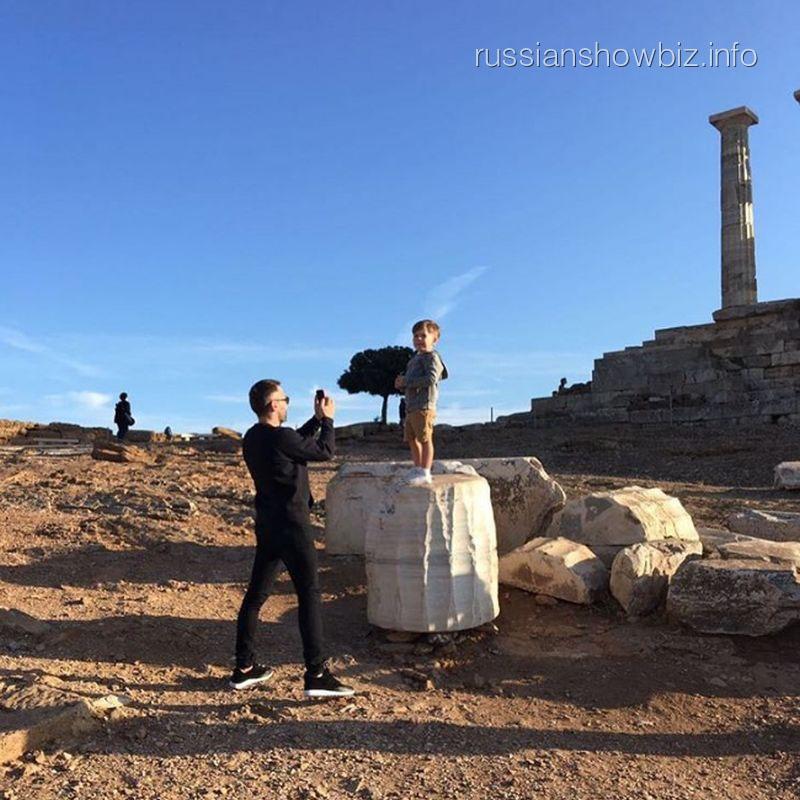 Дмитрий Шепелев показал новое фото сына