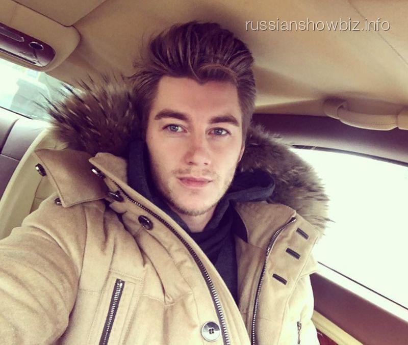 Алексей Воробьев показал новую возлюбленную