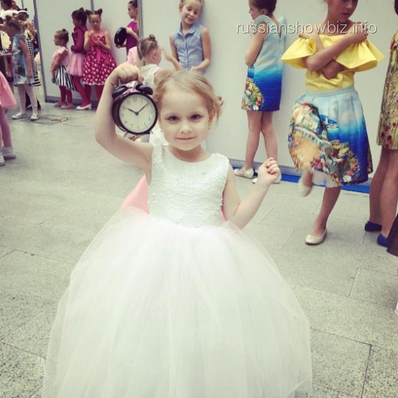 Дочь Светланы Пермяковой