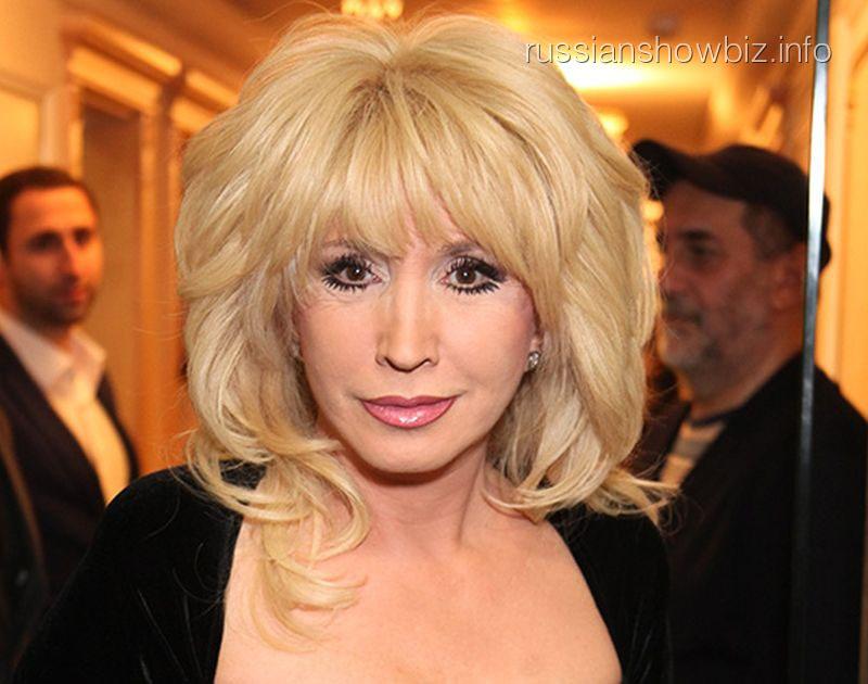 Ирина Аллегрова устроила скандал на концерте