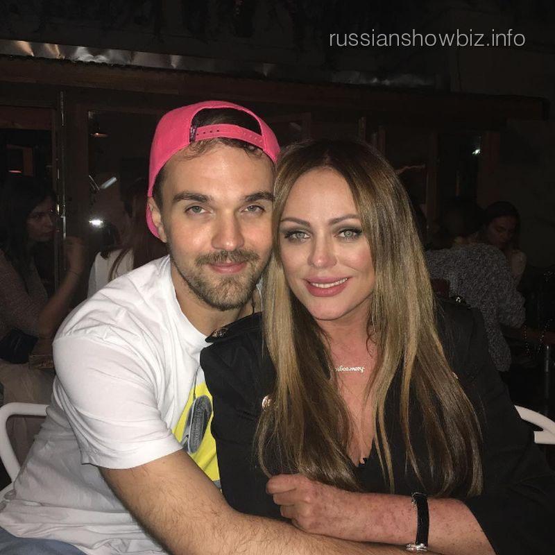 Александр Панайотов и Юлия Началова