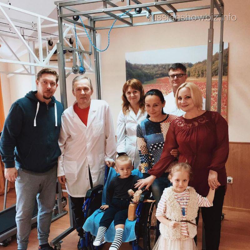 Светлана Пермякова в больнице