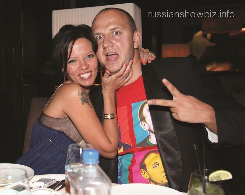 Рэпер Потап развелся с женой