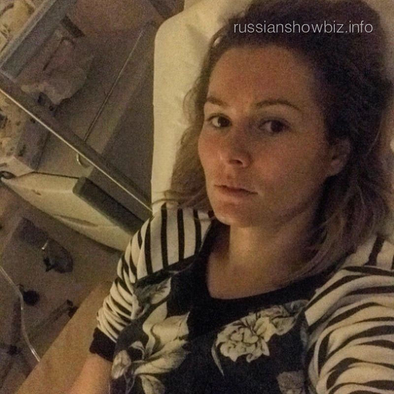 Мария Кожевникова угодила в поликлинику
