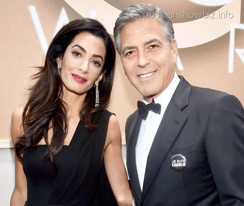 СМИ сообщили о разводе Клуни с женой