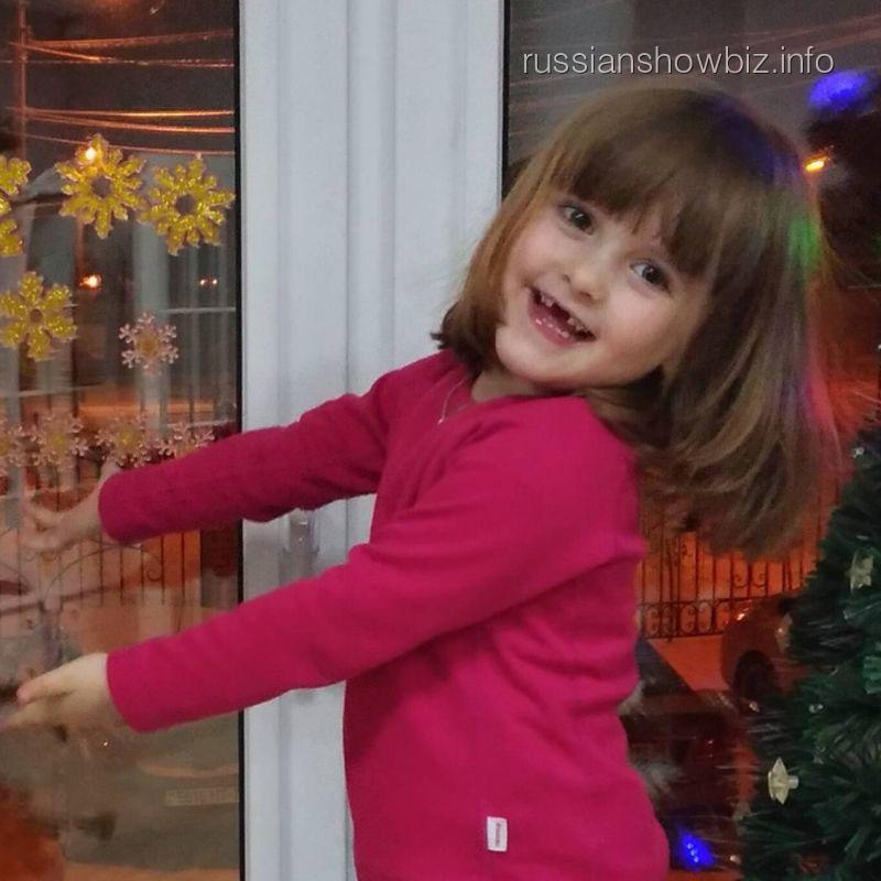 Дочь Антона Макарского