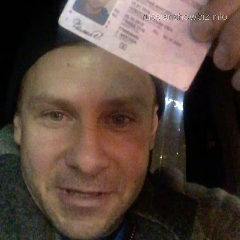 Солист Митя Фомин лишился прав из-за вождения всостоянии наркотического опьянения