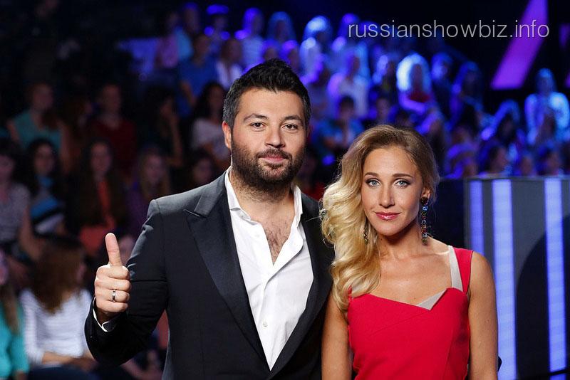 Алексей Чумаков иЮлия Ковальчук