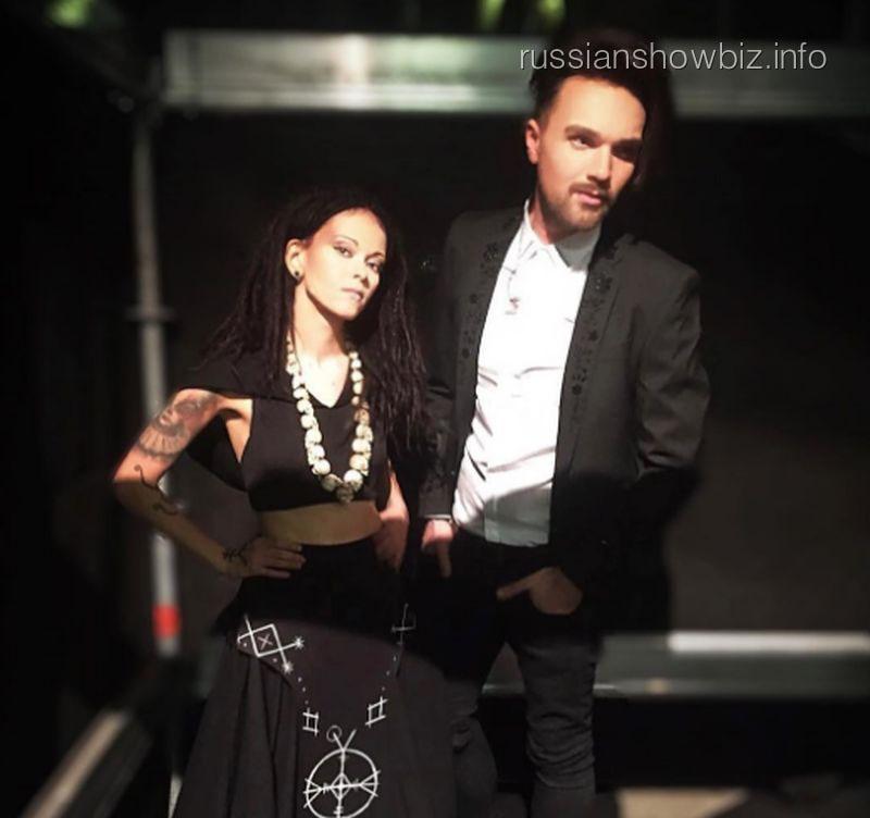 Александр Панайотов и Дария Ставрович