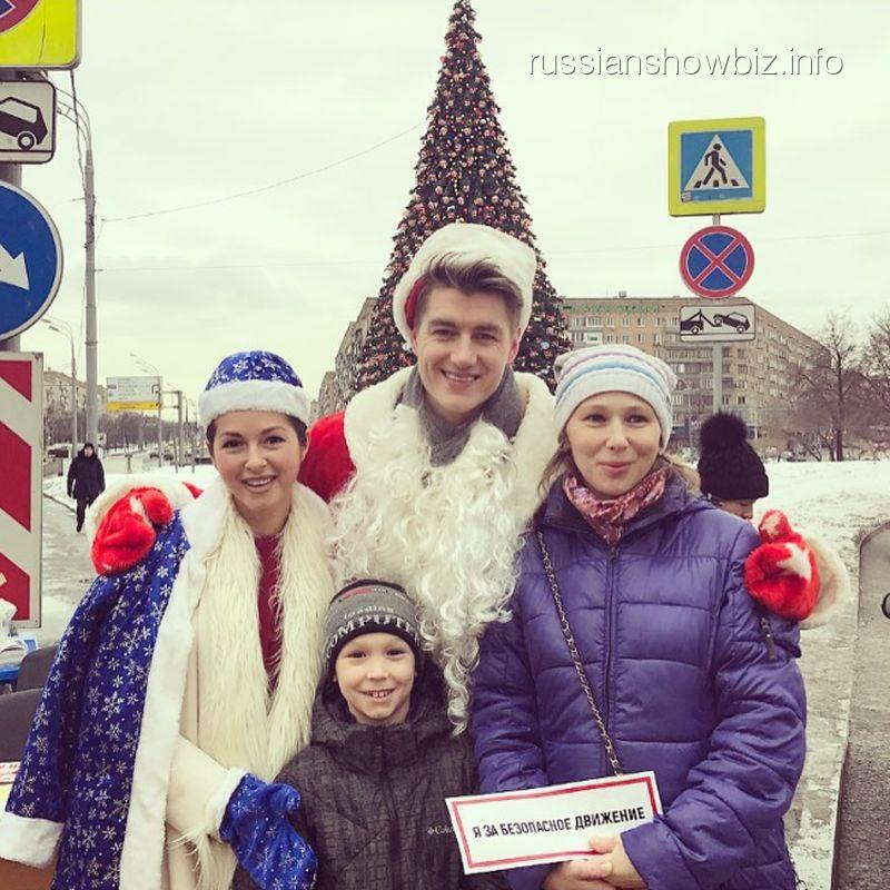 Нюша и Алексей Воробьев