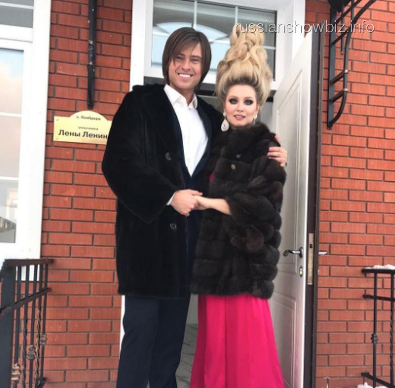 Прохор Шаляпин и Лена Ленина