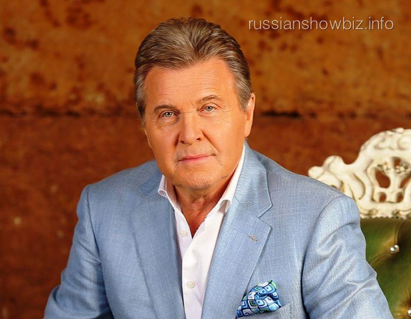 Нестареющий Лещенко отметит 75-летие вКремле
