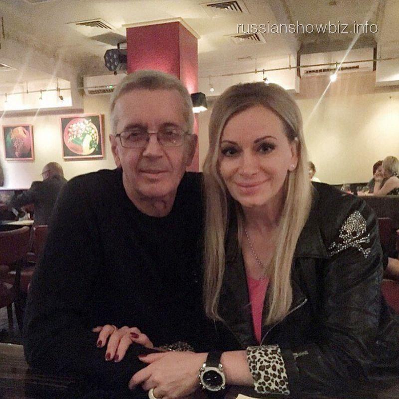 Константин Никольский и Наталия Гулькина
