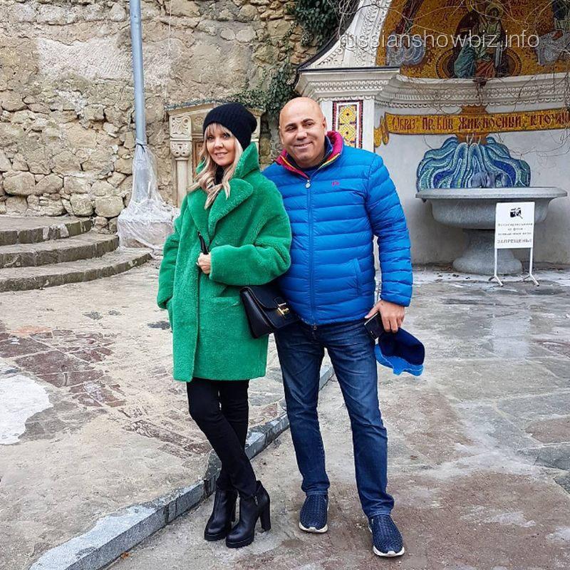 Валерия иИосиф Пригожин ездят поКрыму