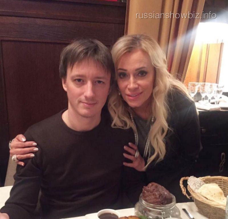 Наталия Гулькина с сыном