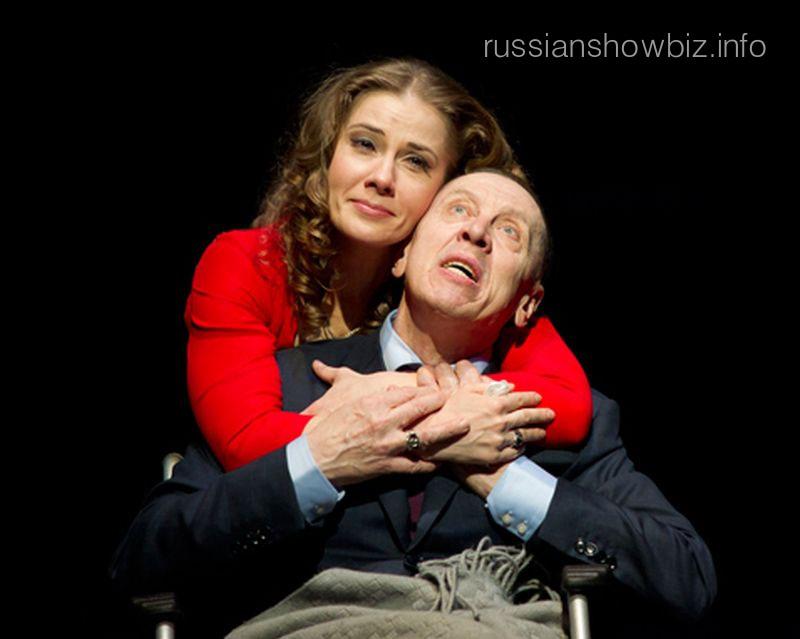 Ирина Линдт и Валерий Золотухин