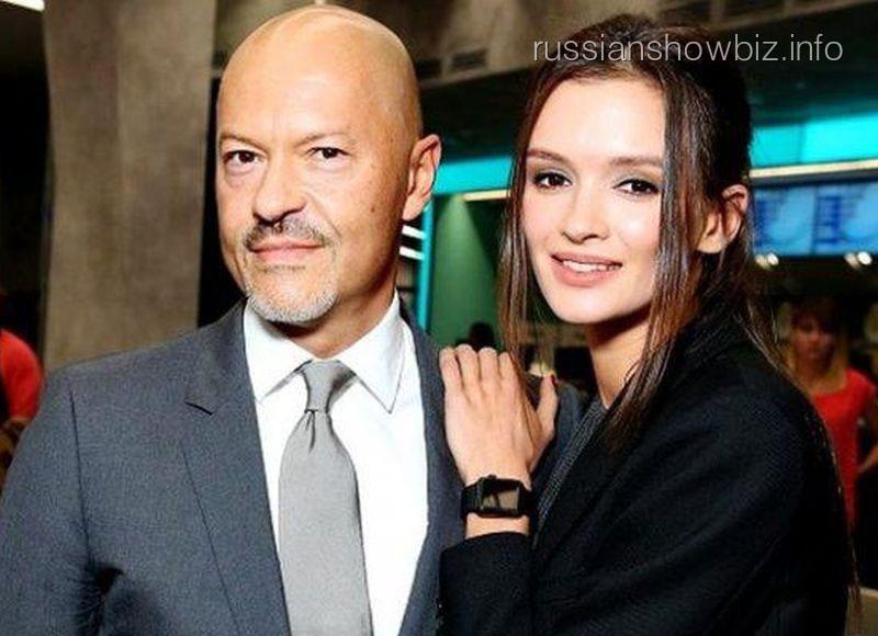 Паулина Андреева обаяла сына Федора Бондарчука