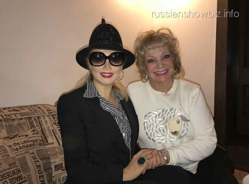 Лена Ленина и Екатерина Шавриа