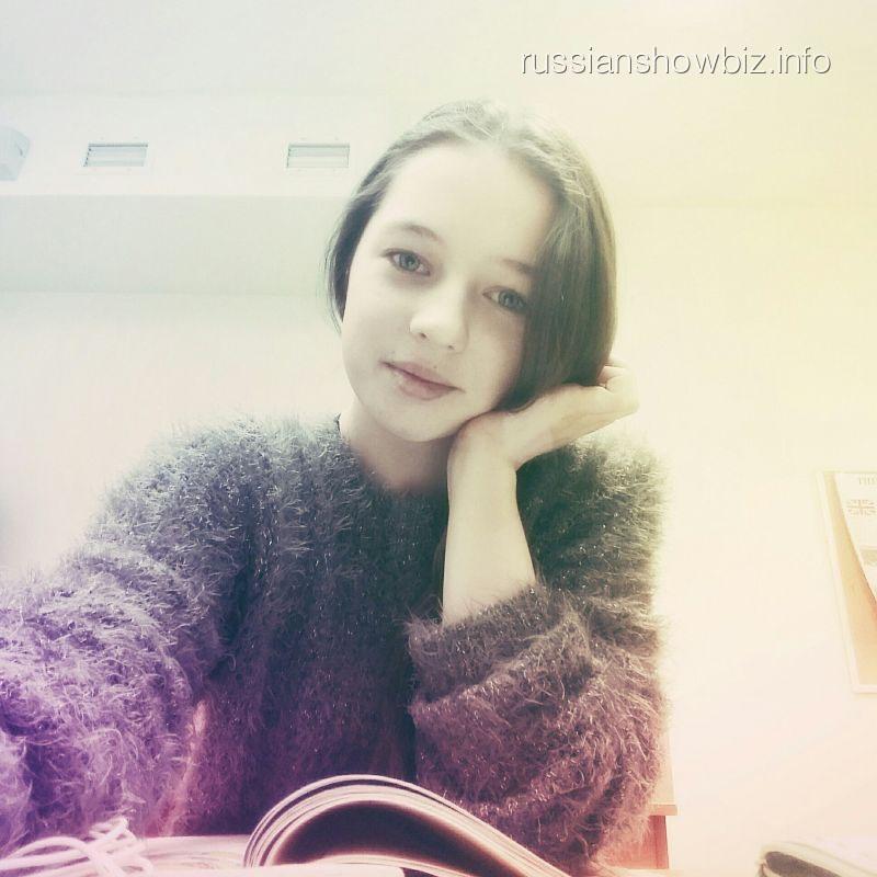 Дочь Анастасии Волочковой