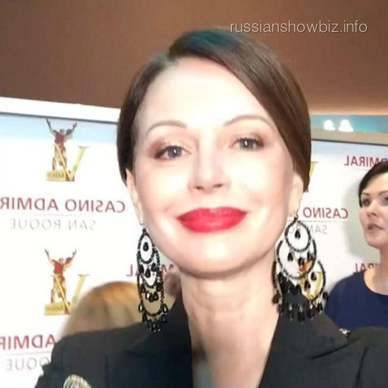 Ирина Безрукова подготовилась к переезду