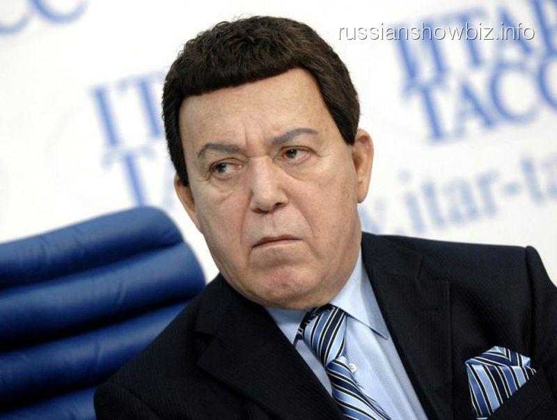Иосиф Кобзон прокомментировал убийство мужа Максаковой