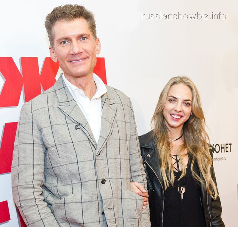 Илья Бачурин и Надя Сысоева