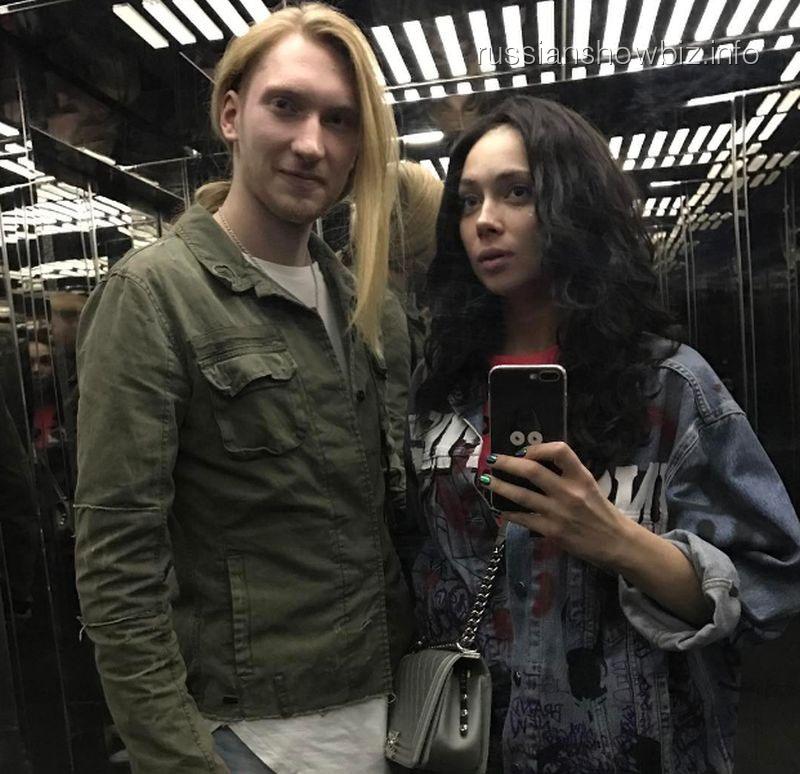 Александр Иванов и Настасья Самбурская