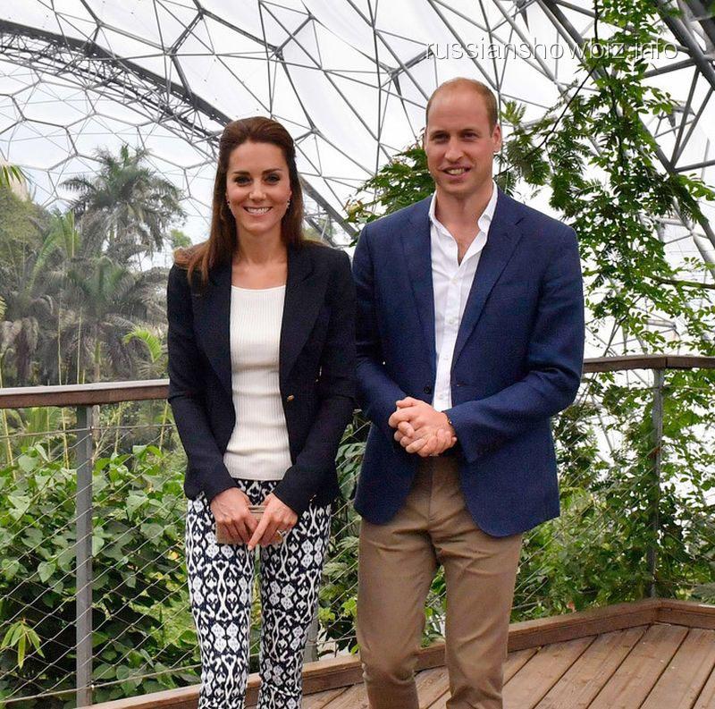 Кейт Миддлтон и принц Уильям оказались на грани развода