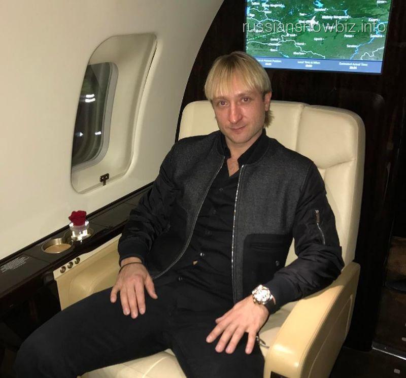 Евгений Плющенко купил новый автомобиль