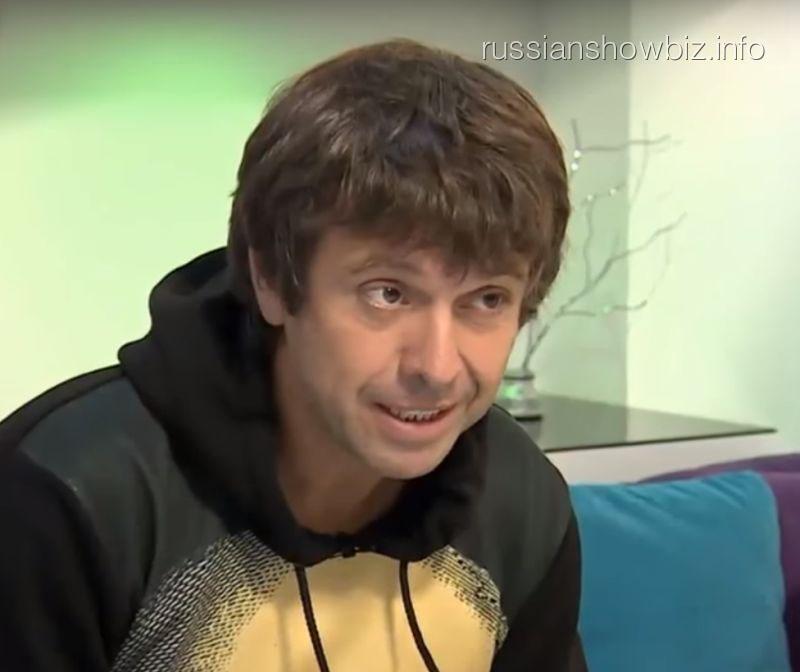 У Андрея Губина онемела половина тела