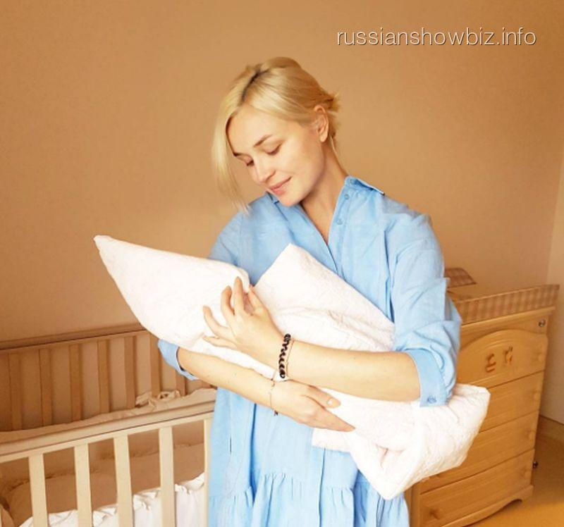 Полина Гагарина раскрыла пол второго ребенка