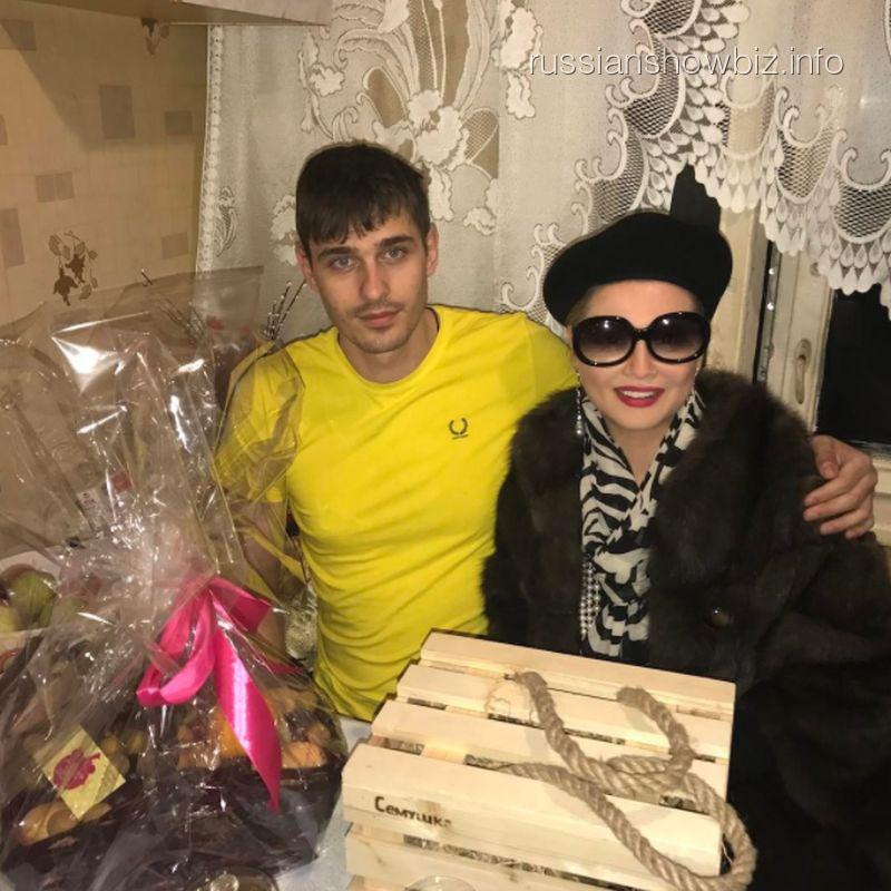 Василий Степанов и Лена Ленина