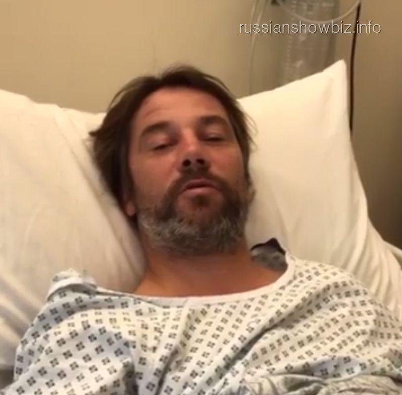 Солист Jamiroquai экстренно госпитализирован