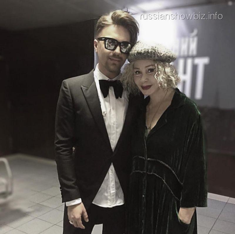 Александр Панайотов и Татьяна Васильева