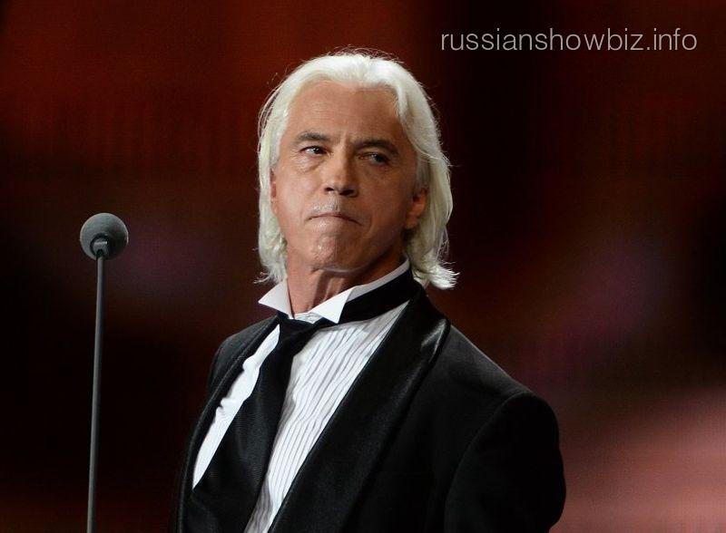 Дмитрий Хворостовский экстренно госпитализирован