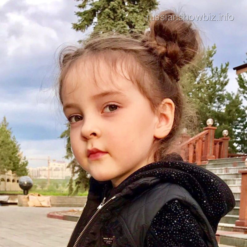 Алла-Виктория Киркорова