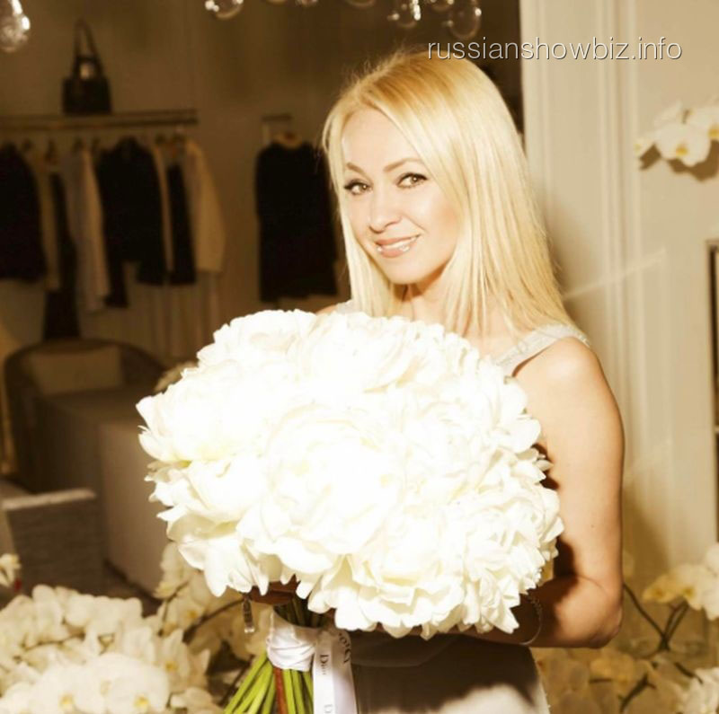 Яна Рудковская помирилась с бывшим мужем